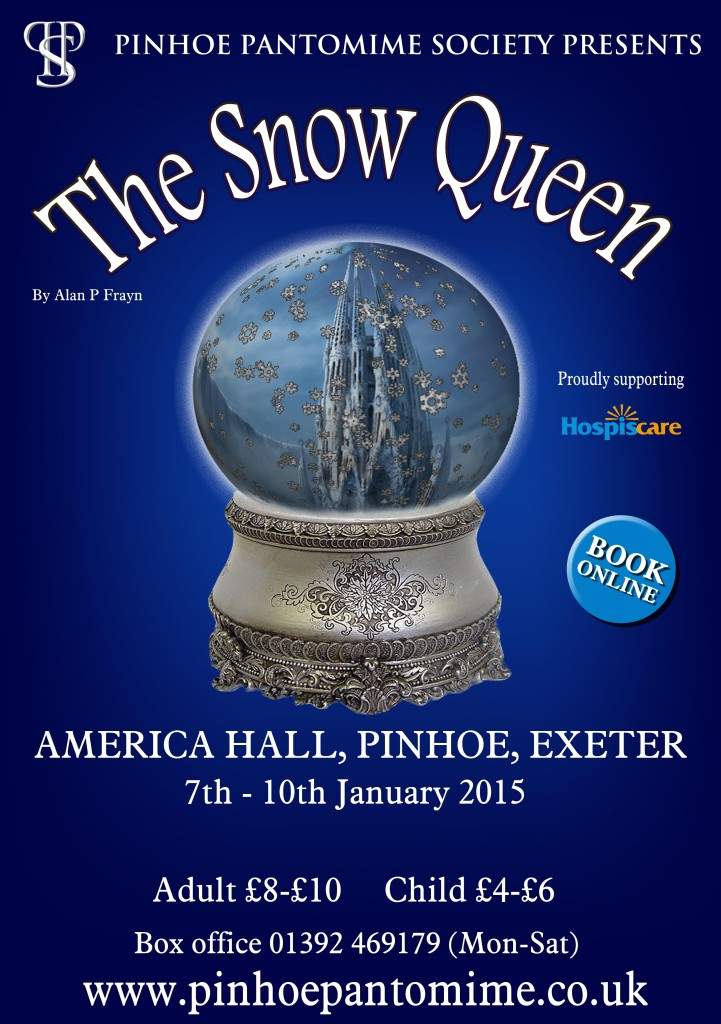 the snow queen poster 2014