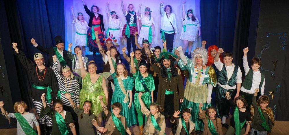 Pinhoe Pantomime Society